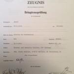 ÖKDUV-Bringtreue-Prüfung-bestanden