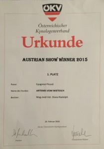 2015-Austrian show winner